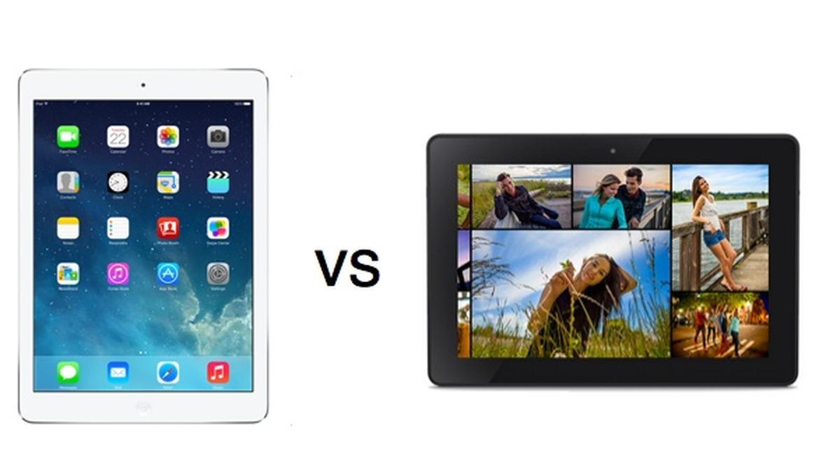 kindle fire vs ipad air which one is worth buying