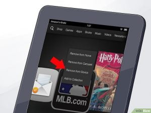 Amazon Kindle Support Lets You Remove Books From Kindle