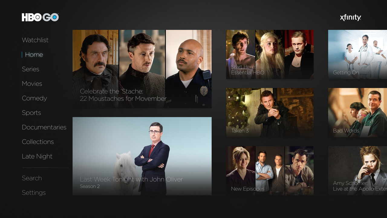HBO GO On Apple Tv