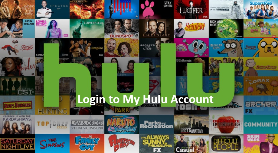 Login Hulu My Account