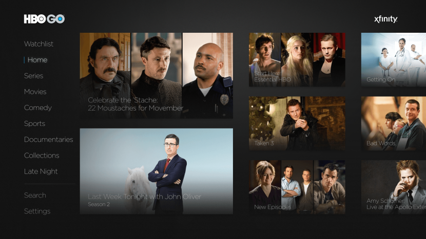 HBO GO streaming