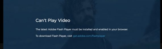 How To Improve The Performance Of HBO Go Channel With Adobe Flash Player Settings?