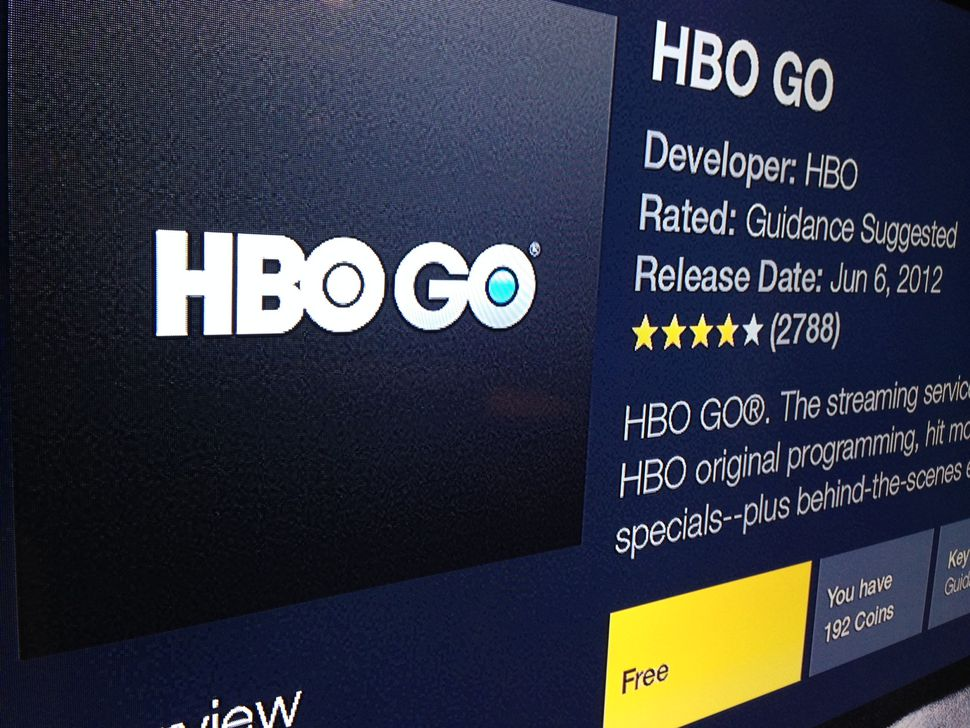 how to activate hbo go on samsung tv