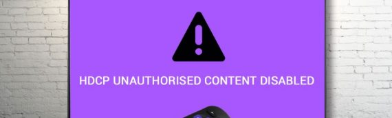 How To Get Rid Of HDCP Unauthorized Roku Errors In Your HD TV?