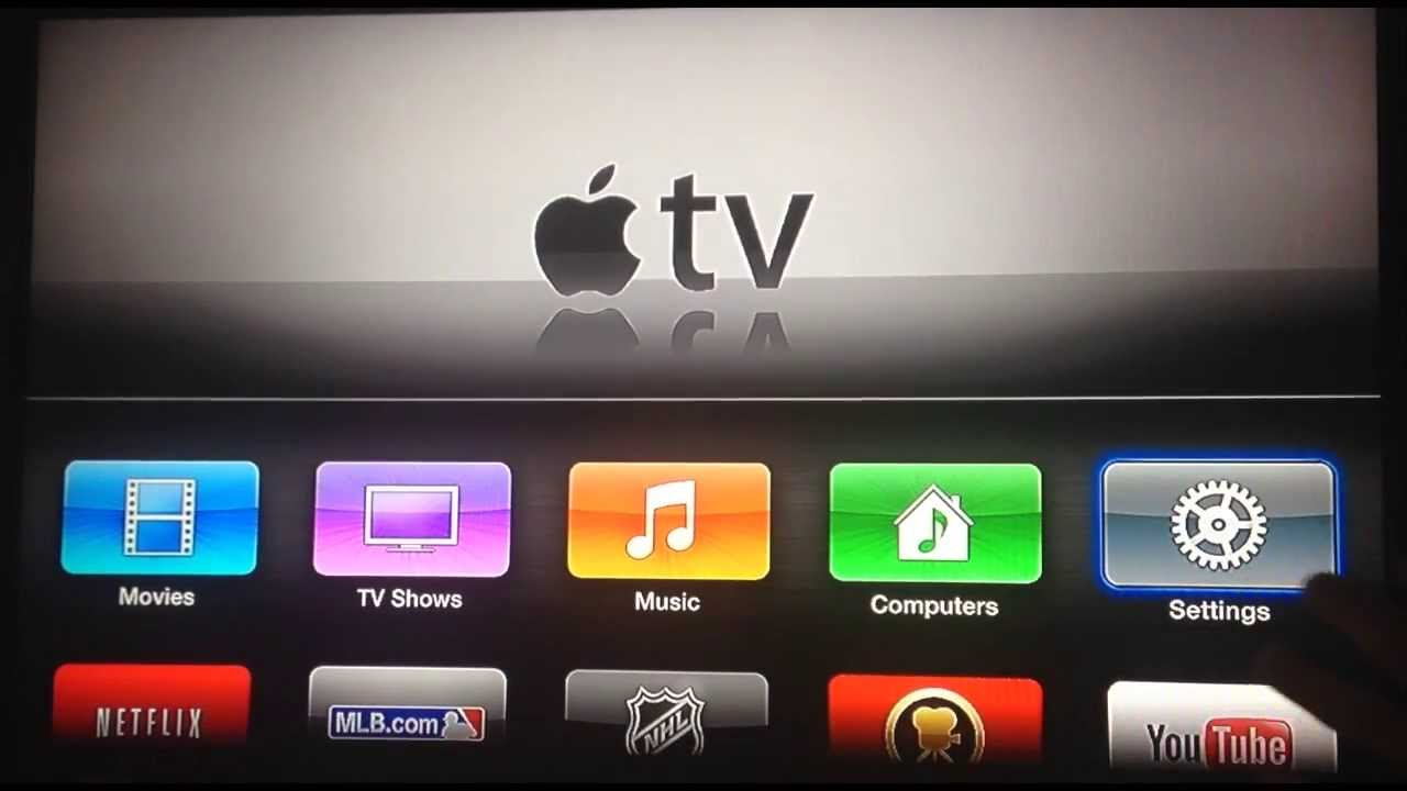 netflix and apple tv